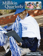 millikin magazine winter 2008-09